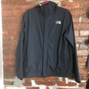 The North Face Hyvent Men's Jacket Black Gray M
